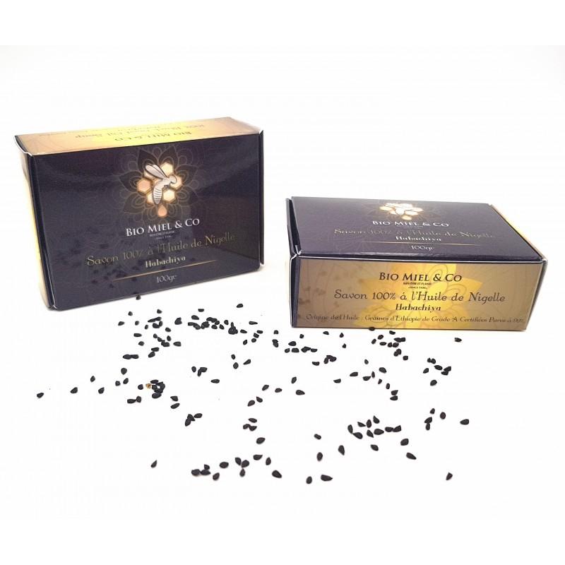 Soap 100% with Nigella Oil...