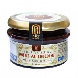 Pâte à Tartiner (dattes & chocolat)
