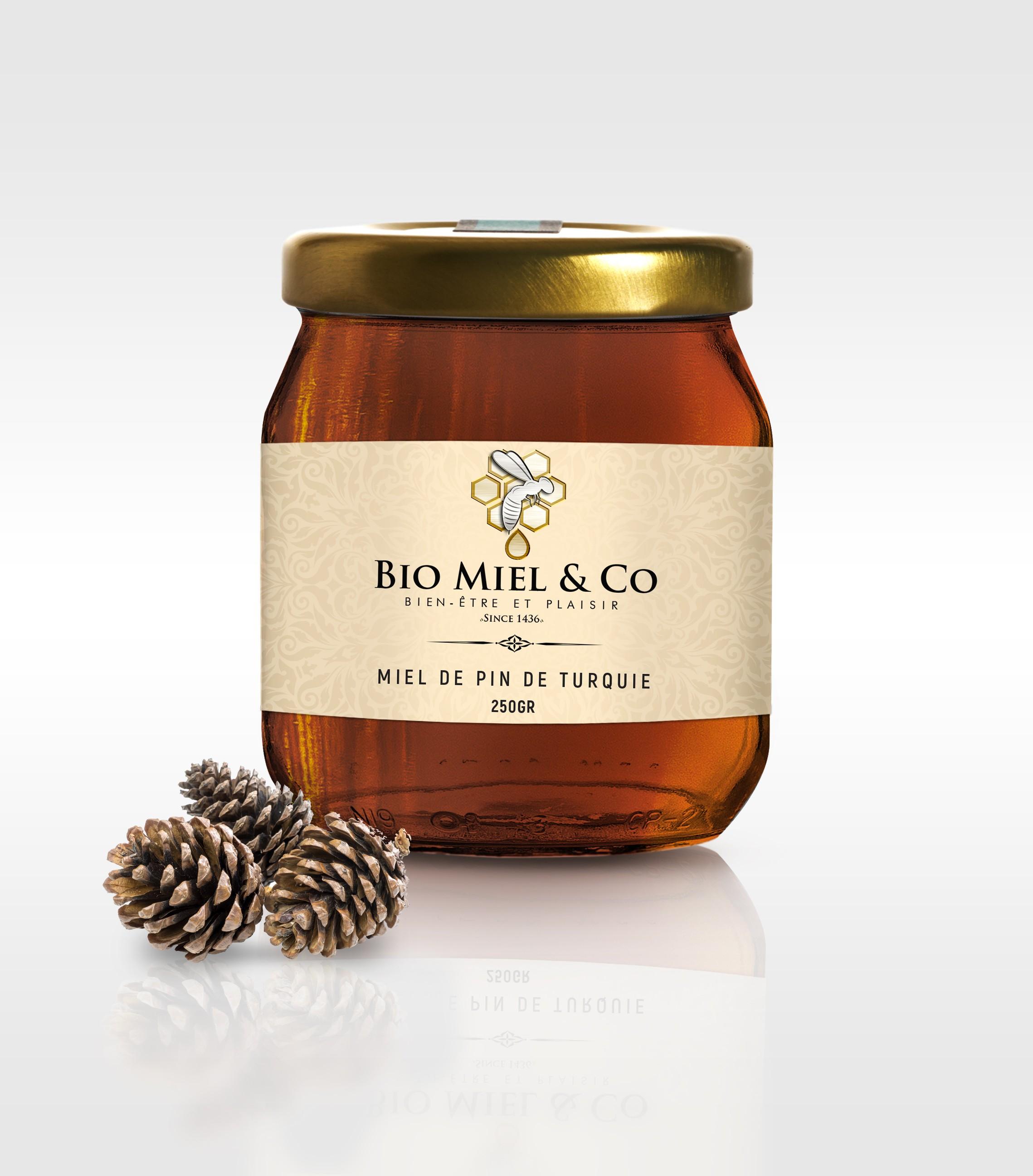 Miel de pin (Turquie)