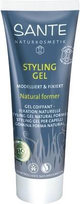 "gel coiffant ""Fixation naturelle"" BIO"