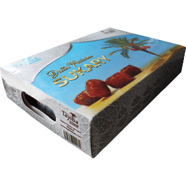 Dattes Sukary PREMIUM d'arabie 1.5kg